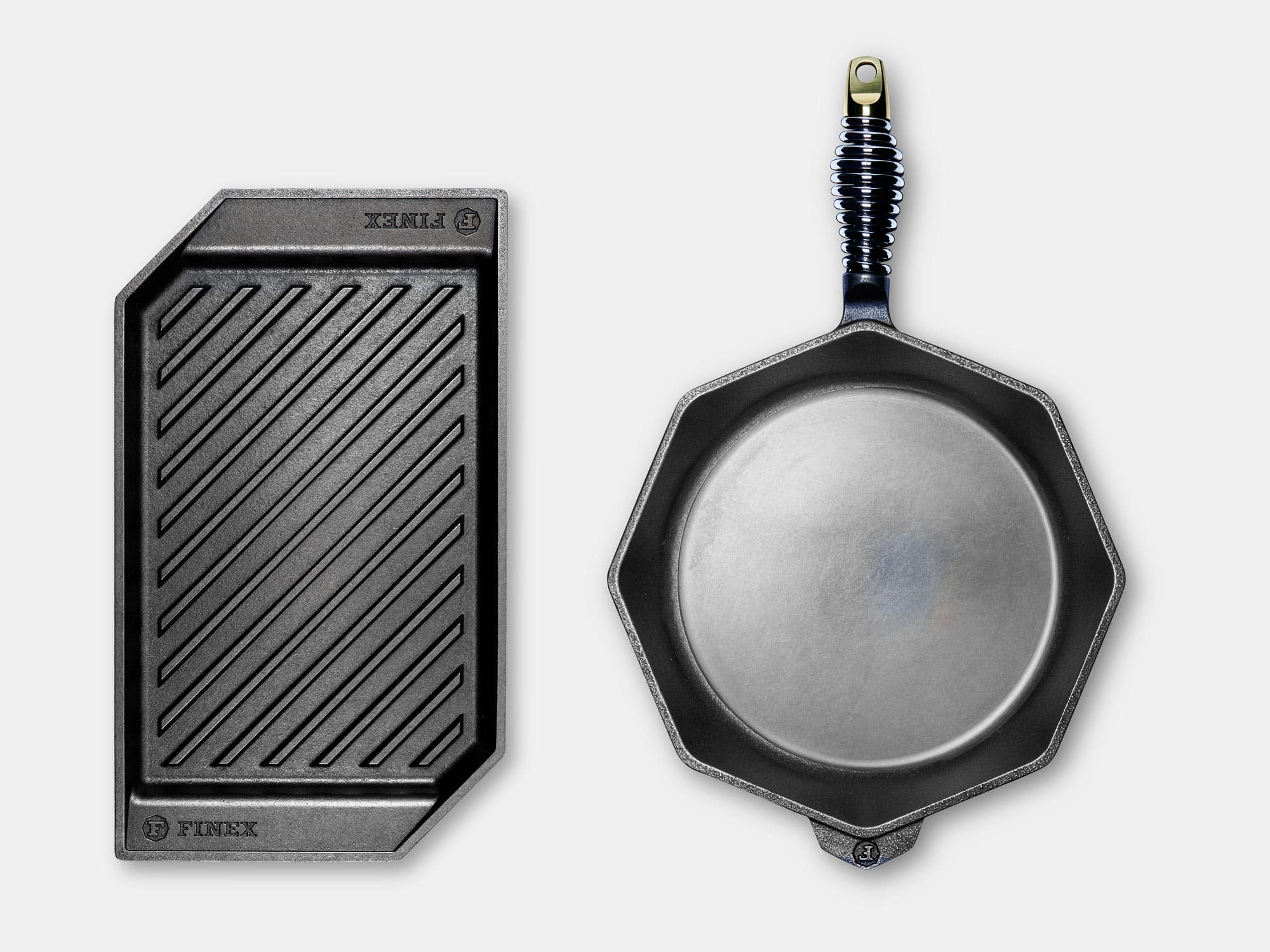 FINEX grill and sear 2-piece starter set